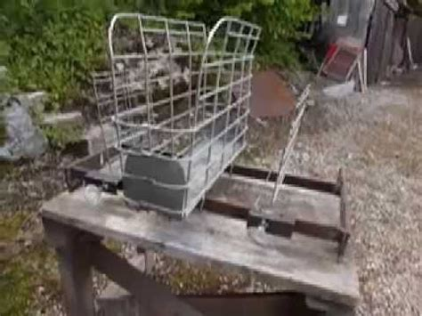 r 233 alisation d un barbecue vertical barbecue montres barbecue et youtubers