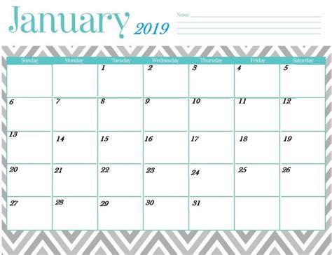 january 2019 calendar printable january 2019 calendar calendar