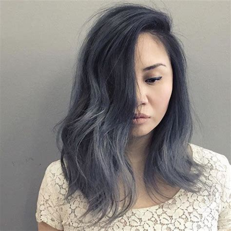 hair color for grey hair best 25 grey hair dyes ideas on silver hair