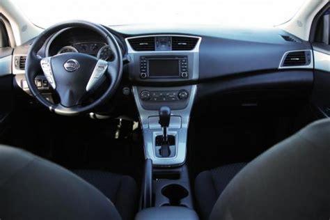 2013 Nissan Sentra Interior by 2013 Nissan Sentra Review Car Reviews