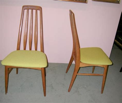 danish modern dining room set of four danish modern teak dining room chairs for sale