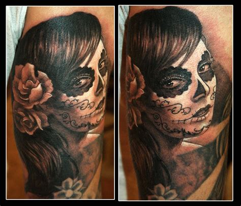 mexican tattoo artist mexican skull images for tatouage