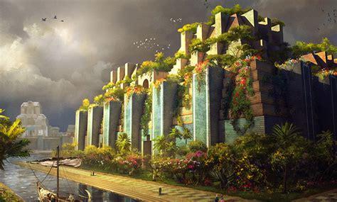 Babylon Hanging Gardens by The Hanging Gardens Of Babylon Wiki Grepolis En