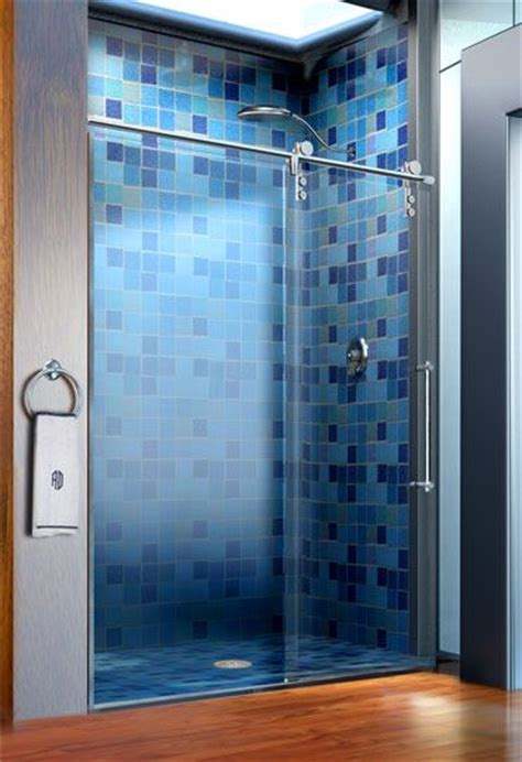 Roda Shower Door Shower Doors Blue Tile Bathrooms And Blue Tiles On