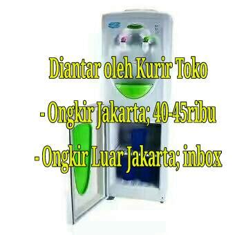 Dispenser Miyako N Cool jual wd 389 hc dispenser miyako n cool bangkit jaya