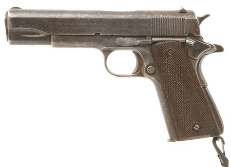 deactivated wwii colt 1911a1 specification allied deactivated guns deactivated guns