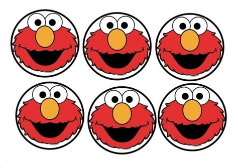 printable elmo cake template elmo template for cake image collections template design