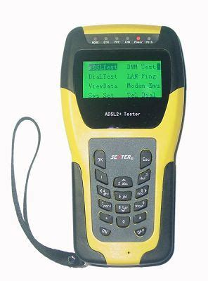 test adslù china adsl2 tester st332b china adsl2 tester adsl
