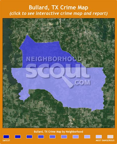 bullard texas map bullard crime rates and statistics neighborhoodscout