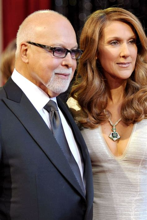 celine dion and husband biography rene angelil is fighting for his life in hospital says