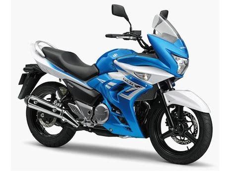 Windshield Sport Screen Suzuki Inazuma suzuki inazuma gets fairing motorbike writer