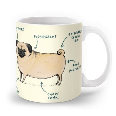 pug mug 25 gifts that anyone obsessed with pugs will