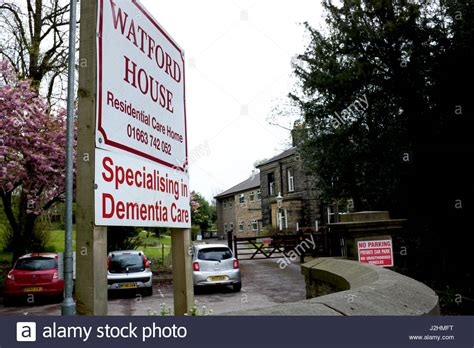 buy a house in watford watford house a residential care home specialising in dementia care stock photo