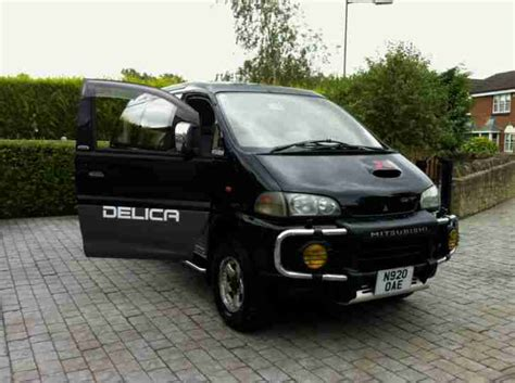 mitsubishi delica l400 for sale mitsubishi delica spacegear royal exceed lwb 2800 turbo
