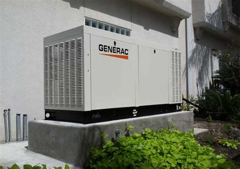 generator installations by weeks service company