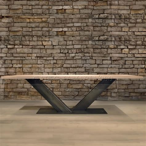 tavoli in legno tavolo in legno massello majestic tavolo industriale in