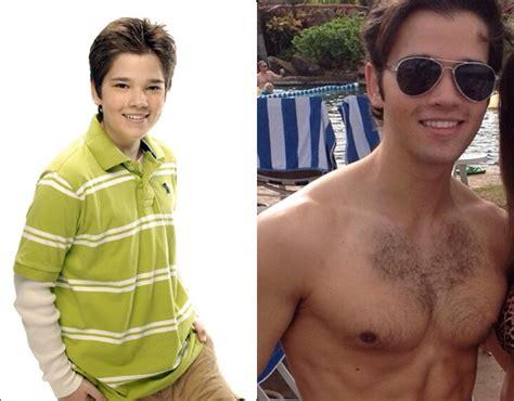 imagenes de jack griffo sin playera las mejores fotos de nathan kress el actor de icarly