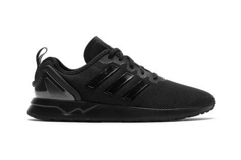 black zx flux adidas zx flux racer core black sneaker hypebeast