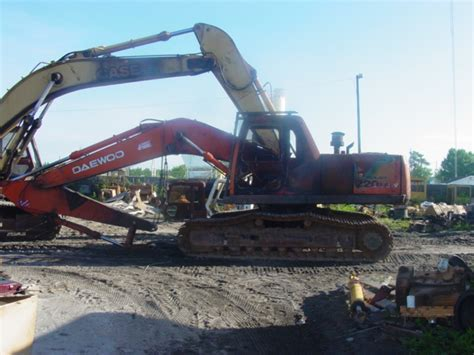 daewoo sl220lc 5 heavy equipment parts southern tractor