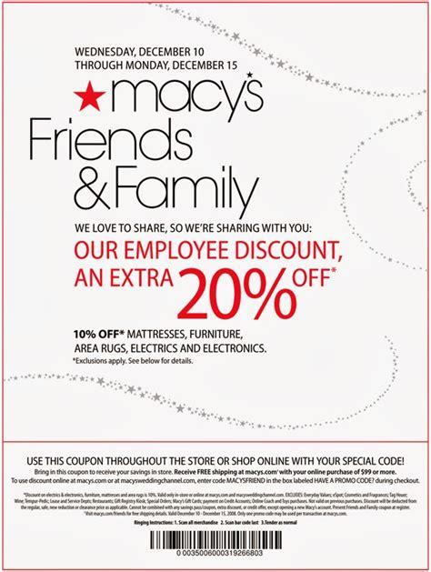 Macys Printable Coupon