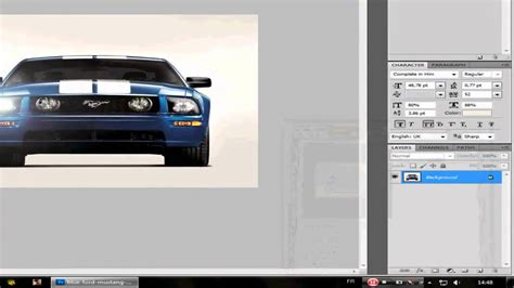how to put lights on your car how to put your car lights on in photoshop cs5 tutorial