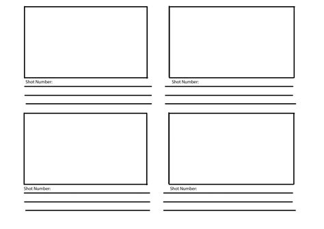 storyboard how to make a film