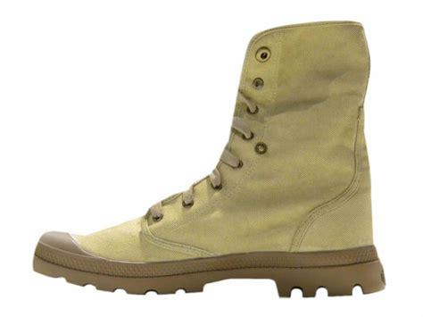 canvas mens boots palladium s baggy canvas boots color size