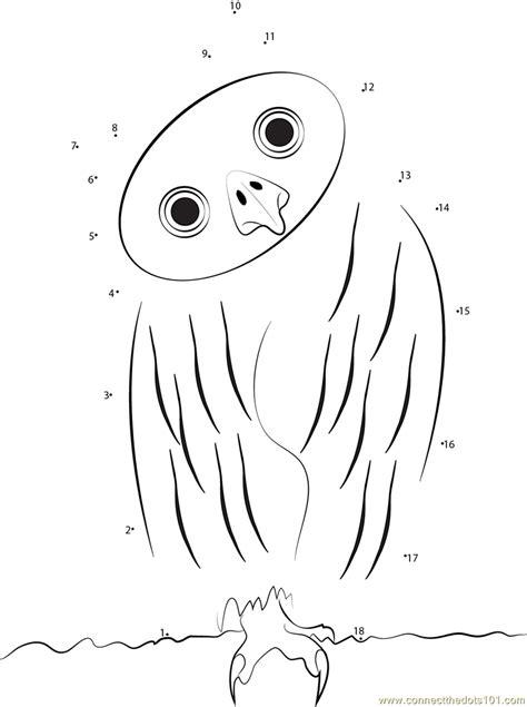 owl dot to dot printable flirty owl dot to dot printable worksheet connect the dots
