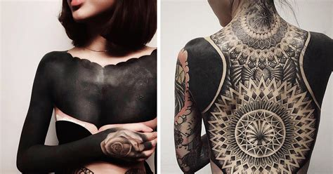 tattoo paper singapore blackout tattoos is the new trend from singapore