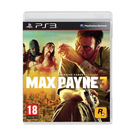 Max Payne 3 Ps3 max payne 3 ps3 ldlc take two sur ldlc