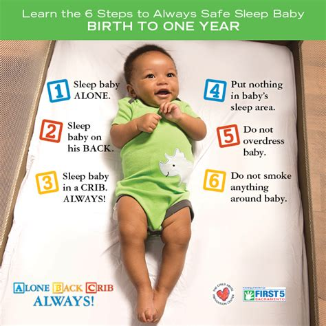 dangers of baby sleeping in swing october is safe sleep awareness month alameda health system