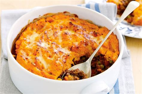 Cottage Pie With Sweet Potato by Cottage Pie With Sweet Potato