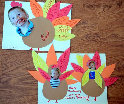 thanksgiving preschool craft projects 5 easy turkey crafts for preschool fall crafts kid