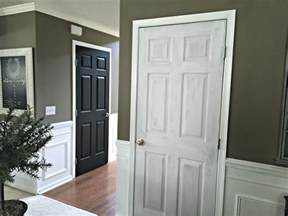 Interior Doors Black Our Black Interior Doors Snazzy Things