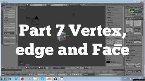 blender tutorial absolute beginner 3 minutes blender tutorial for absolute beginner part 07