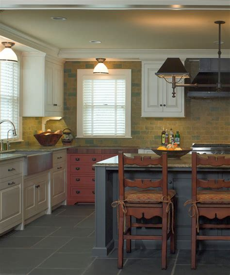 Kitchen Design Farmhouse Century Farmhouse Farmhouse Kitchen Minneapolis