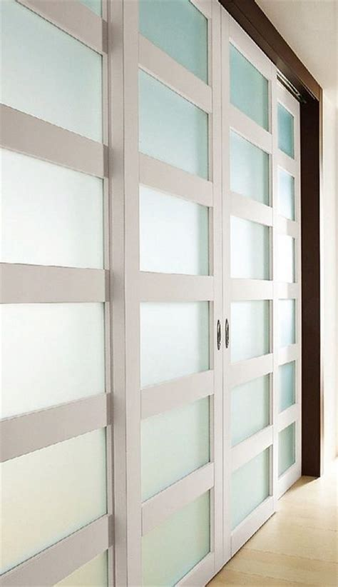 closet room divider glass closet doors and room dividers for the home