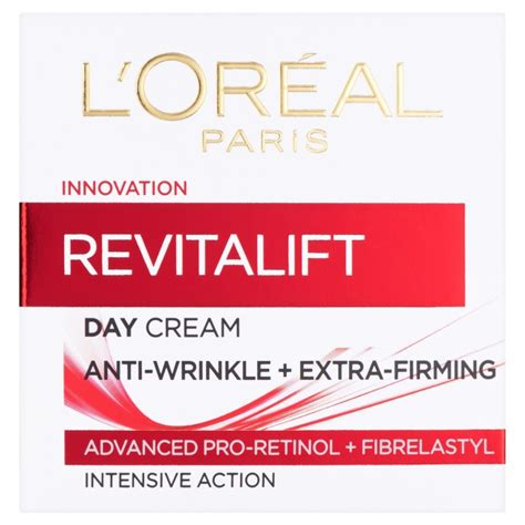 Loreal Day l oreal revitalift anti wrinkle day chemist