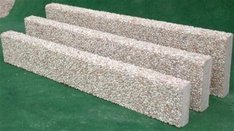 cordoli per giardini prezzi cordolo diritto cm 100 x 6 x 15 h icem s r l