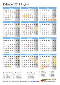 Kalender 2018 Pdf Zum Ausdrucken Kalender 2018 Bayern Zum Ausdrucken 171 Kalender 2018