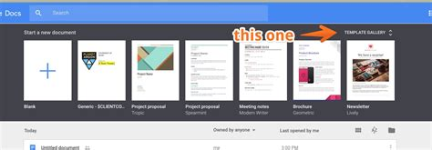 drive template gallery creating templates with drive