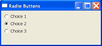 java swing radio button qa graphical user interface testing advanced david
