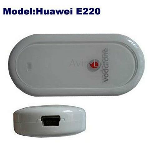 Modem Gsm Huawei E220 unlocked huawei e220 3g hsdpa usb modem 7 2mbps