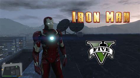 gta 5 ironman mod game free download iron man mark 46 add on ped gta5 mods com