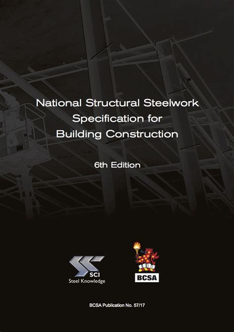 National Structural Steelwork Specification For Building
