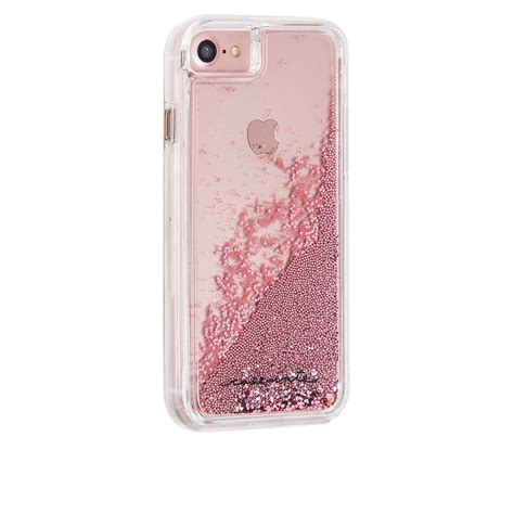 Soft Transparant Flower Butterfly Cover Casing Iphone new for iphone 7 gold