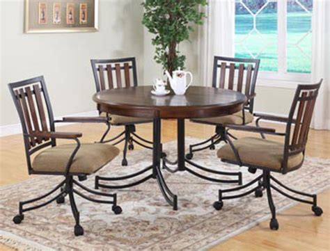 chromcraft dining sets images