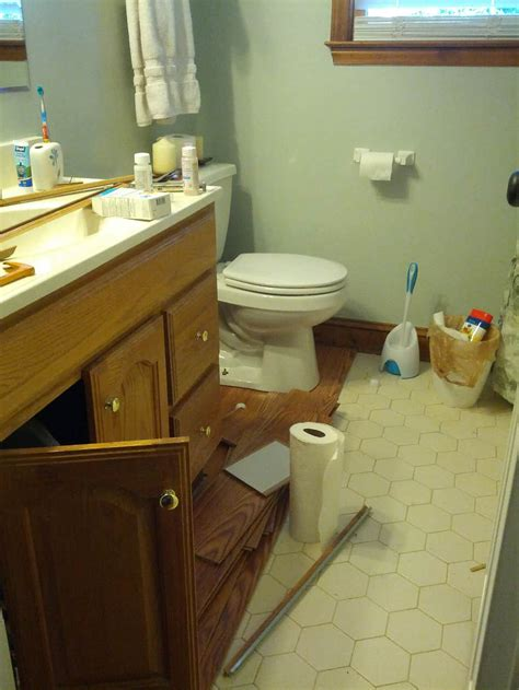 when remodeling bathroom where to start our 275 diy bathroom remodel debt roundup