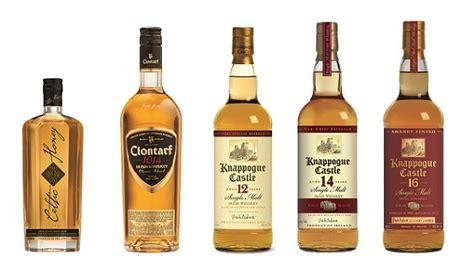 knappogue castle clontarf irish whiskey tasting notes