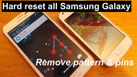 how to reset samsung galaxy s5 simple and easy methods steps how to hard factory reset any samsung galaxy s6 edge s5